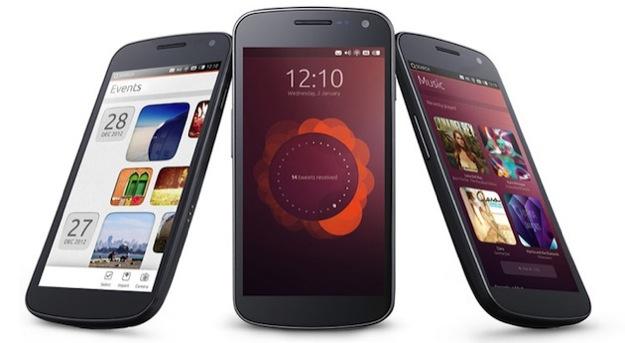 Telefono ubuntu